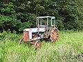 Fordson Major tractor, east of Tolleshunt d'Arcy.jpg