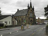 Fore Street United Methodist Free Church, Lower Darwen (geograph 2515049).jpg