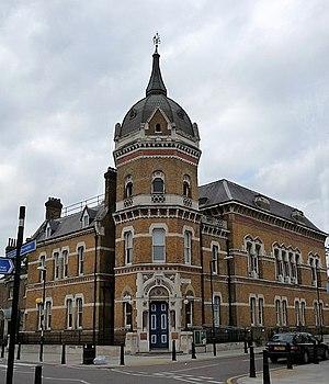 Metropolitan Borough of Poplar