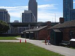 Formerly the enlisted barracks at old Fort York, 2015 09 10 (1).JPG - panoramio.jpg