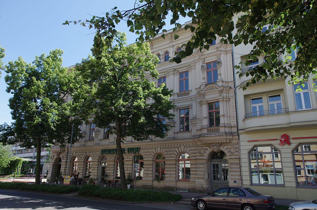 Hotel Brandenburg An Der Havel Gunstig