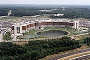 Fort Belvoir DLA building