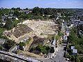 Fort Saint Georges château de Chinon.JPG