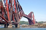 Forth Bridge from the east - geograph.org.uk - 1332361.jpg