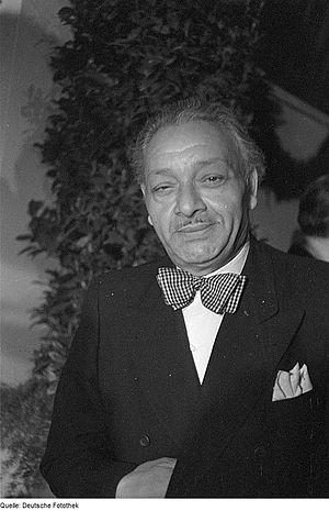 Georges Boulanger (violinist) - Georges Boulanger, 1946 in Potsdam-Babelsberg
