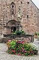 Fountain of Constantinus in Kaysersberg (5).jpg