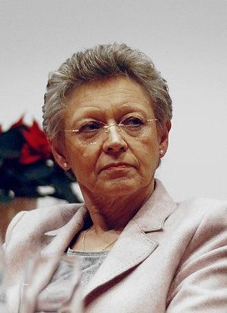 Françoise Barré-Sinoussi - Barré-Sinoussi in 2008