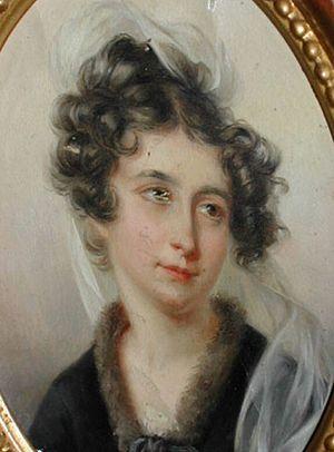 Armand Joseph Dubernad - His granddaughter, Françoise Gaudelet d'Armenonville.