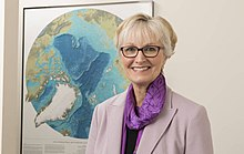 Fran Ulmer Chair Arctic Research Commission 2011.jpg