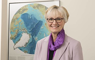 Fran Ulmer - Image: Fran Ulmer Chair Arctic Research Commission 2011