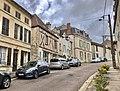 France, Montbard (11), Rue Benjamin Guérard.jpg