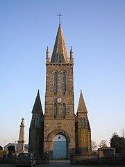 L'église Saint-Léonard de Reffuveille