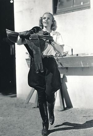 Frances Farmer - Farmer in Rhythm on the Range (1937)