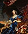 Frans Luycx - Eleonora Gonzaga as Diana, Holy Empress, 3rd wife of Ferdinand III.jpg