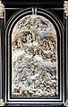 Franz I e dominikus stainhart su dis. di carlo fontana, scrigno in ebano con bassorilievi in avorio, roma 1680, 01 giudizio universale.jpg