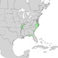 Fraxinus profunda range map 2.png