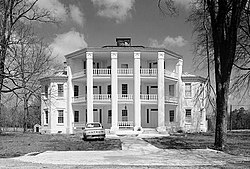 Frazier-Pressley House, Intersection County Roads 33,112 & 47, Abbeville vicinity (Abbeville County, South Carolina).jpg