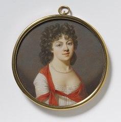 Fredrica Charlotta (Lolotte) Forsberg, 1766-1840, married Stenbock, Countess, lady in waiting