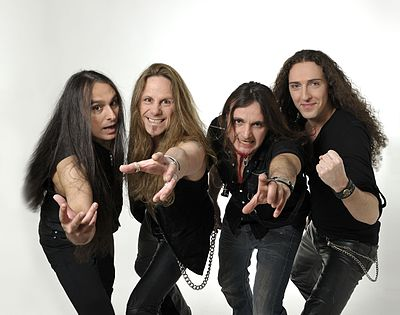 Picture of a band or musician: Freedom Call