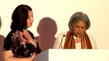 File:Freethinkers' Declaration and Closing Remarks with Gita Sahgal and Maryam Namazie.webm