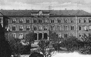 Günther Lütjens - Berthold-Gymnasium Freiburg, 1900