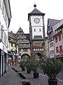 Freiburg Schwabentor mit Baechle.jpg