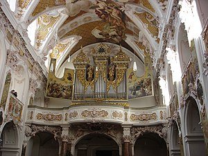 Roman Catholic Archdiocese of Munich and Freising - The Freising Cathedral's pipe organ