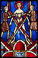 French - Window Panel with Saint Vincent on the Rack - Walters 4669.jpg
