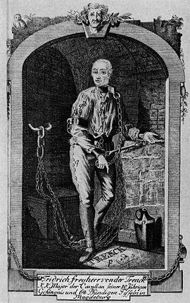 Friedrich Trenck, Freiherr von der