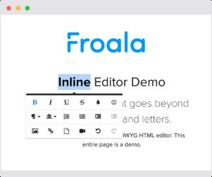Froala Editor - Wikipedia