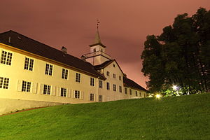 Oslo Museum - Oslo City Museum and Theatre Museum are located at Frogner Manor