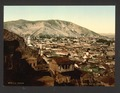 From the road to the fortress, Tiflis, Russia, (i.e., Tbilisi, Georgia)-LCCN2001697513.tif