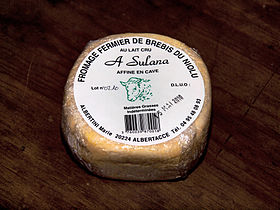 Image illustrative de l'article Niolo (fromage)
