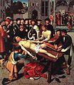 Gérard David (1460-1523) - Le jugement de Cambyse (1498) - deuxième panneau.jpg
