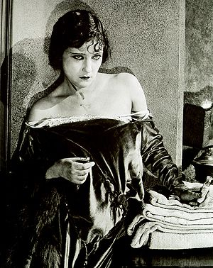 Gloria Swanson - Gloria Swanson in a production still from the film, Why Change Your Wife? (1920)
