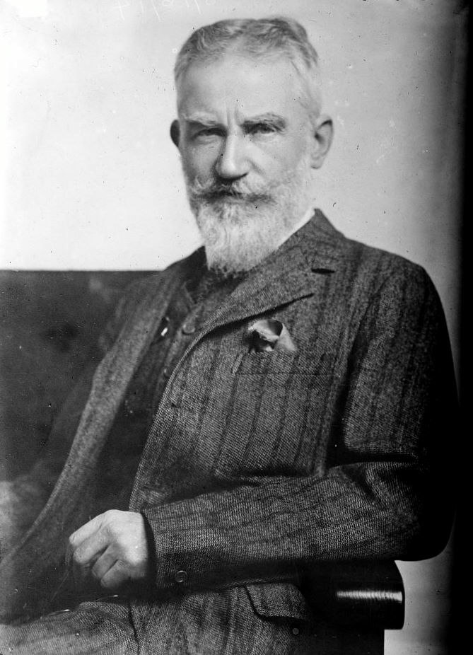 G. B. Shaw from Bain Collection