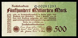 500 Billion Mark note