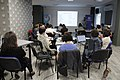 GLAM forum in Yerevan, workshop for wikieditors on Wikidata 04.jpg