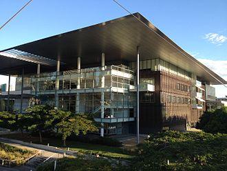 Architectus - Queensland Gallery of Modern Art (Brisbane, 2006)
