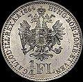 GOW 1per4 gulden 1864 A reverse.jpg