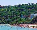 Gabicce. Hotel sulla spiaggia fra mare e collina.jpg