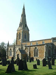 Gaddesby church from South East.jpg