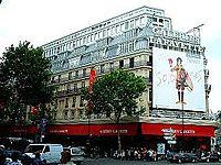 Galeries Lafayette, Paris June 2002.jpg
