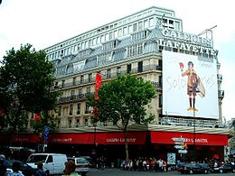 Galeries Lafayette, Paris June 2002.jpg