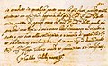 Galileo Galilei (1564 - 1642) - Recantation page 422 - June 22, 1633.jpg