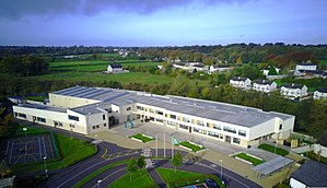 Ferbane - The second level school located in Ferbane Co Offaly.