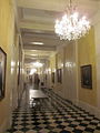 Gallier Hall Interior Hall 4.JPG