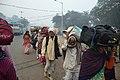 Gangasagar Pilgrims - Babu Ghat Area - Kolkata 2018-01-14 6491.JPG