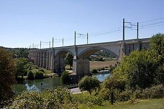 Paris–Marseille railway railway line