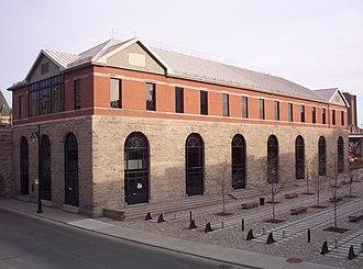 Dalhousie Station (Montreal) - Dalhousie Station in 2006.